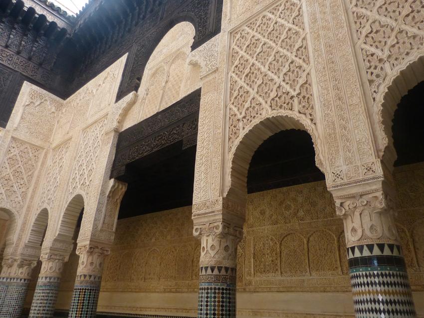 Imagen Madrasas Arquitectura Islámica Madrasa Center Hall